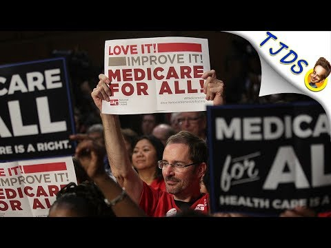 "Insurance Industry's Claim ""Medicare4All Can't Work"" Is Bullsh*t"