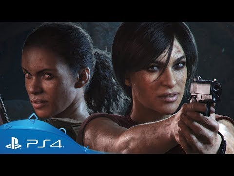 Uncharted: The Lost Legacy | Behind the Scenes with Naughty Dog | PS4