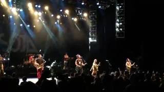 Download Promises & Pills - SOJA, Wolf Trap 6/4/16 MP3 song and Music Video