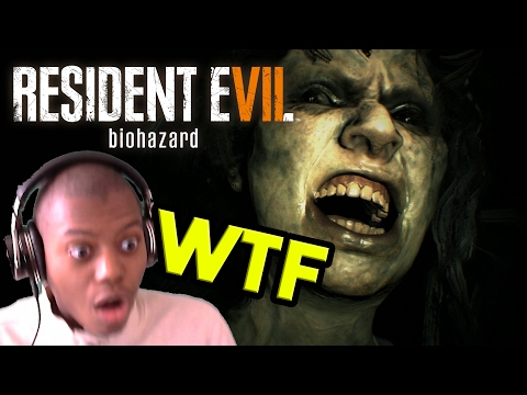 THIS FAMILY IS INSANE! MIA WE'RE BREAKING UP! | [Resident Evil 7] [Part 1]