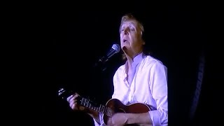 Paul McCartney's song something was recorded at Tokyo Dome. ポール...