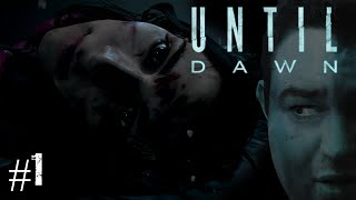 Butterfly's // Until Dawn #1