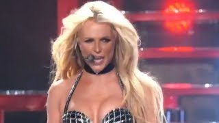 Britney Spears - Work Bitch - Live at Dick Clark's New Year's Rockin' Eve 2018 [HD]