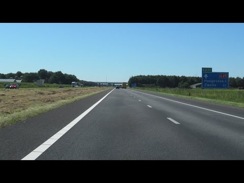 A37 Meppen - Hoogeveen, NL