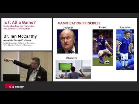 Is it all a game? Understanding the principles of gamification