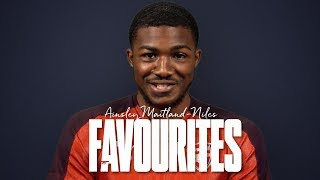 11 things you didn't know about Ainsley Maitland-Niles | Favourites | Episode 3