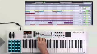 Introduction & Overview on the M-Audio Code Series Keyboards