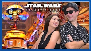 Oga's Cantina Date Night At Star Wars Galaxy's Edge Disney World