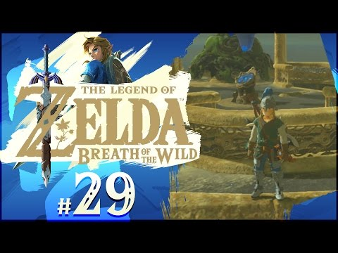 The Legend of Zelda: Breath of the Wild - Part 29 | Akkala Tower Exploration!
