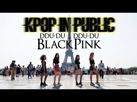 [KPOP IN PUBLIC | PARIS] [ Be-OG ] BLACKPINK - DDU-DU DDU-DU From France