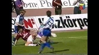 Hansa Rostock vs. SG Eintracht Frankfurt (Das Rostock Trauma)