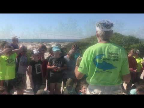 Shelby and Wilsonville Elementary Schools - Marine Science Adventures Spring 2017