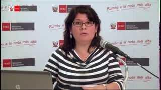funciones del comit de evaluacin de ii ee del concurso de nombramiento docente