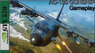 BF4-AC-130 GUNSHIP Gameplay | 1080p
