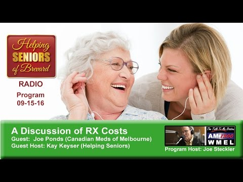 A Discussion of RX Costs - Radio 09/15/16