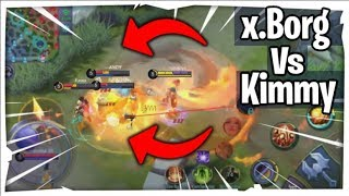 Mobile Legends- 3 MİD VS 3 MİD KİMMY VS XBORG