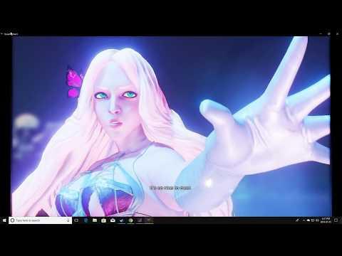 Street Fighter V | Rookie Kolin Replicant Mod