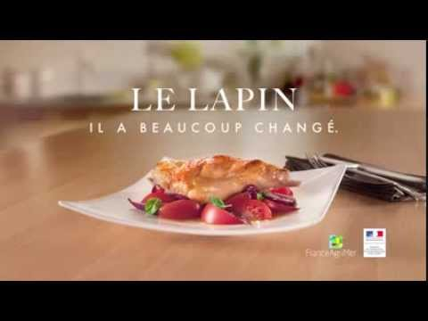 Vidéo Pub TV Le Lapin - Voix Off: Marilyn HERAUD