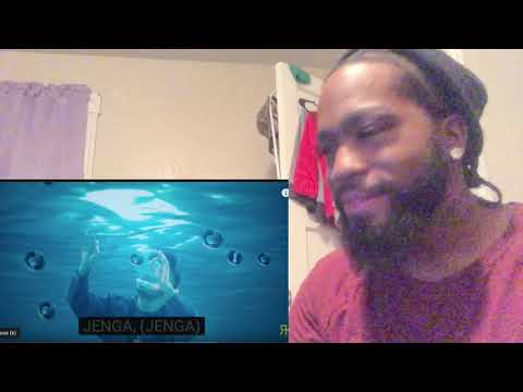 Khontkar X Ben Fero - JENGA | Twin Real World Reaction