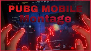 [PUBG]mobile 6finger montage -conqueror-