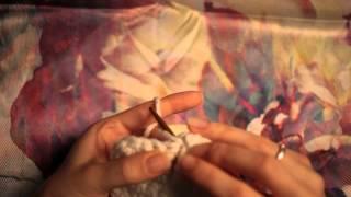 Азы вязания. Убавление и прибавление петель