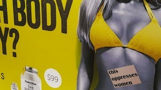 Hot Women in Ads Banned to Please Fat Feminists