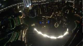 Burj Al Khalifa - 124 floor -