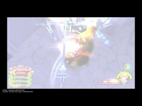KINGDOM HEARTS - HD 1.5+2.5 ReMIX - Xaldin/Level 33/Magic Strat/DM skip