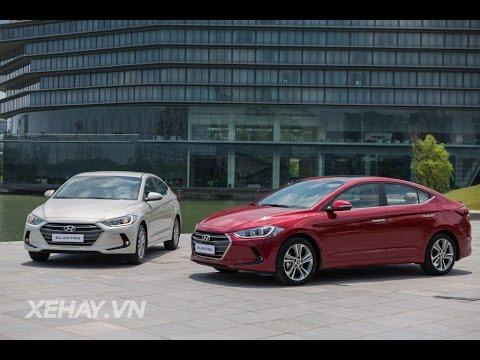 XEHAY.VN Hyundai Elantra 2016 ra mt ti VN, gi t 615 triu ng
