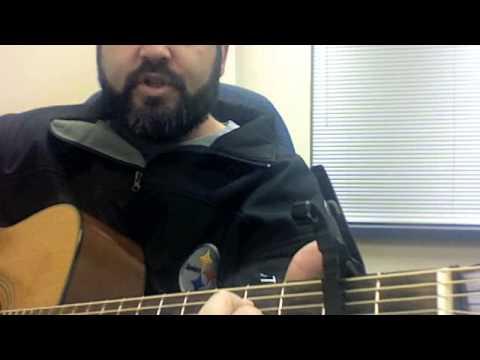 Nickel Creek - Sweet Afton lesson
