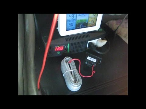 hqdefault planning to set up a xantrex prowatt sw remote switch in truck rv Power Inverter at bayanpartner.co