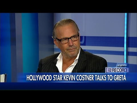 Kevin Costner Reveals What Inspired His New Adventure Novel