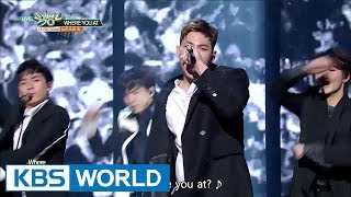 NU'EST W (뉴이스트 W) - WHERE YOU AT [Music Bank COMEBACK / 2017.10.13]