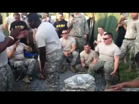 Ghanaians Leading US Army Amidst