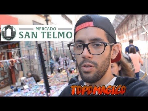 Mercado de San Telmo | TopoMagico Remake 2017