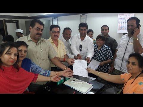 Mayor & Deputy Mayor nomination filed by Smt. Meena Ailani and Shri Jeevan Idnani & many more news