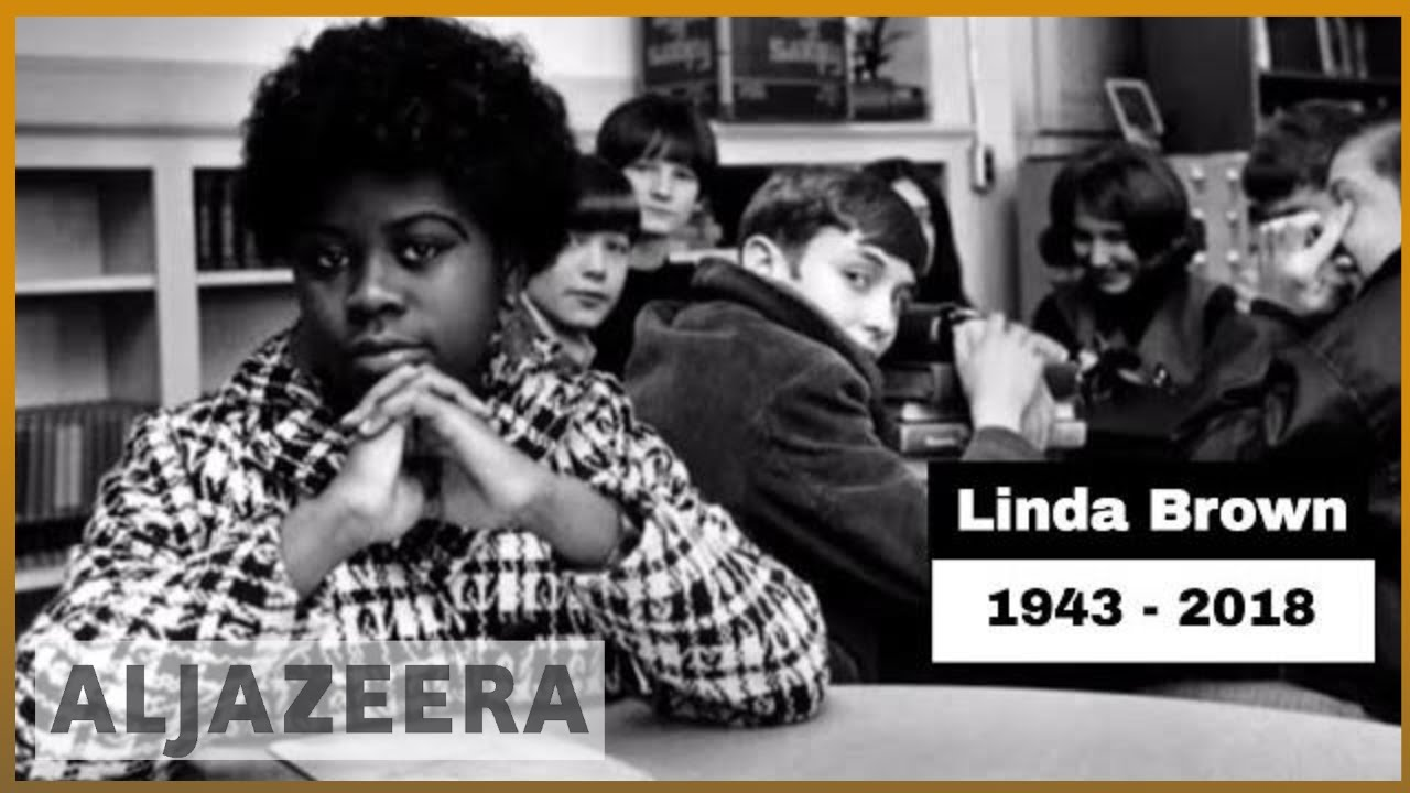 Civil Rights Complaints To Us >> Linda Brown Us Civil Rights Icon Dies Aged 75 Al Jazeera