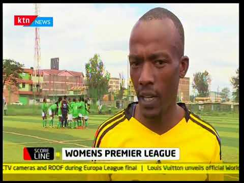 Kenya Women's Premier League standings  | Scoreline