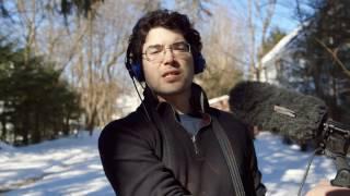 Microphone Comparison Test - Sanken CS3-E & Sennheiser MKH 416 P48