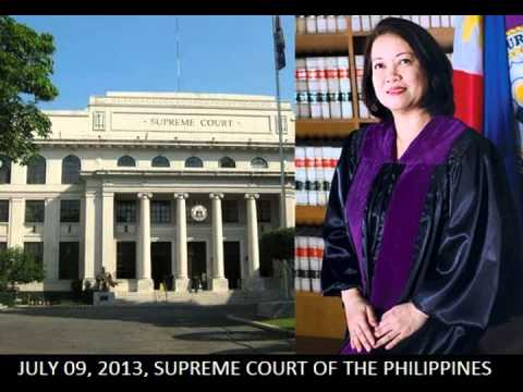 RH Law: July 09, 2013 Oral Arguments, Supreme Court of the Philippines