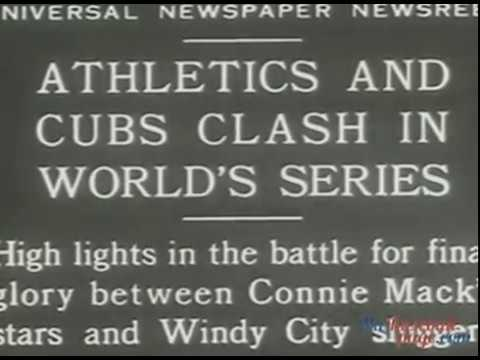 ATHLETICS WIN WORLD SERIES - 1929