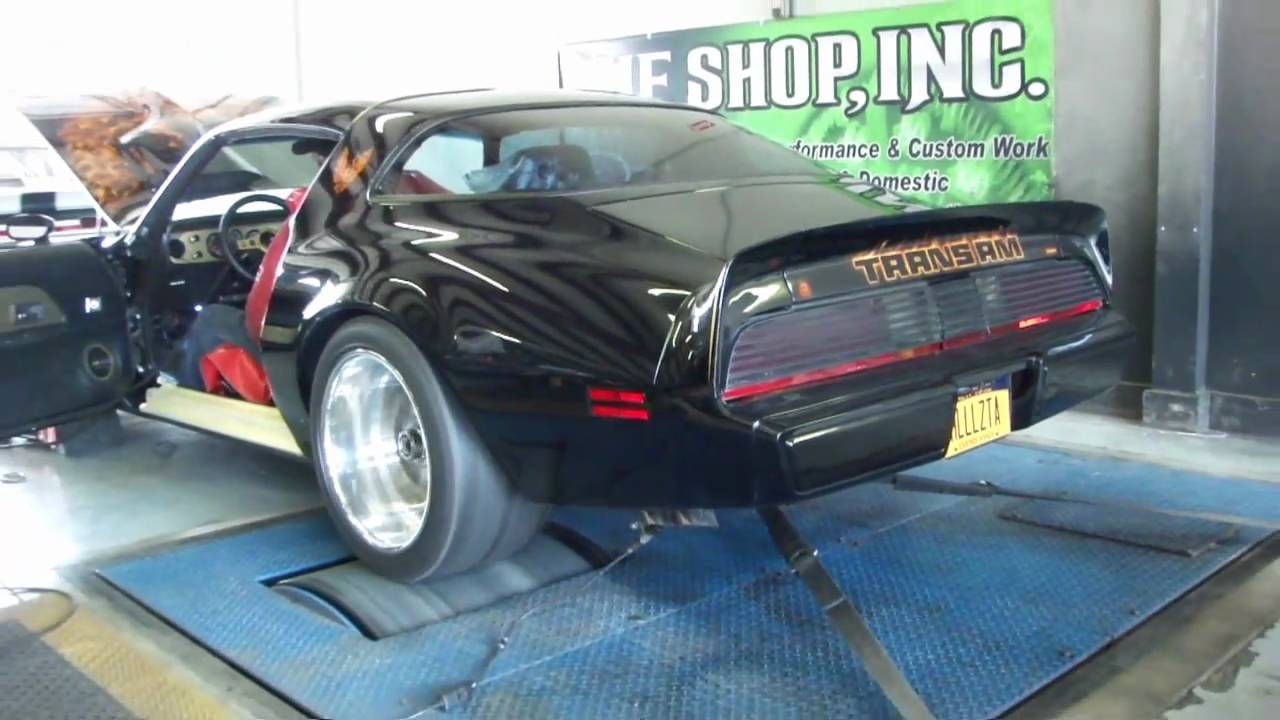 Hell S Ta 80 Trans Am Se Ls9 Super Charged Protouring Dyno Session You