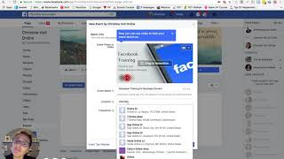How to Create a Facebook Event on your Business Page