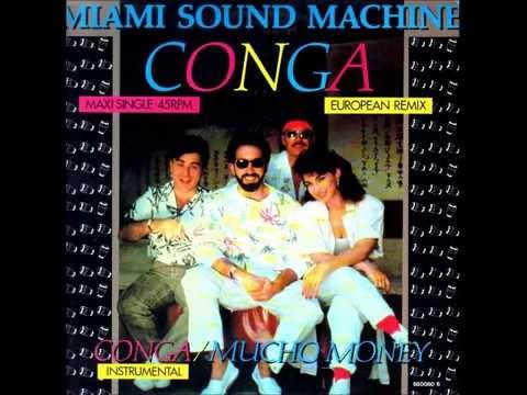 Miami Sound Machine - Conga 12'' (1985)