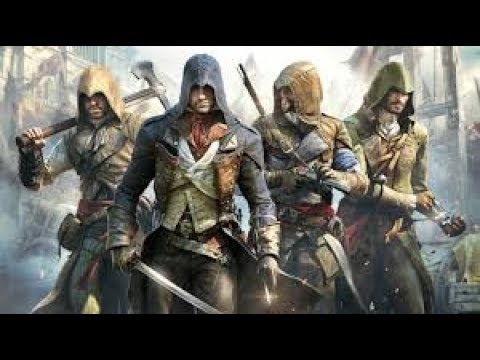 ASSASSIN'S CREED UNITY MEMORY 2 THE ESTATES GENERAL
