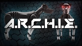 A.R.C.H.I.E. - Official Trailer