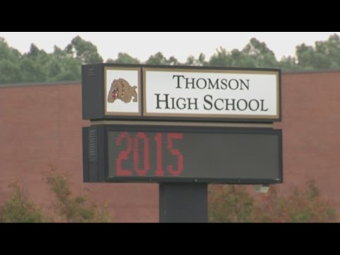 Thomson High School Bomb Threat Causes School Evacuations