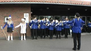 17. mai 2012 - Gud signe vårt dyre fedreland - Karlsrud Skoles Musikkorps