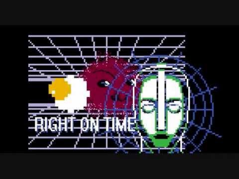 Robbie Danzie - RIGHT ON TIME ( 8 bit version ) (MMC5)