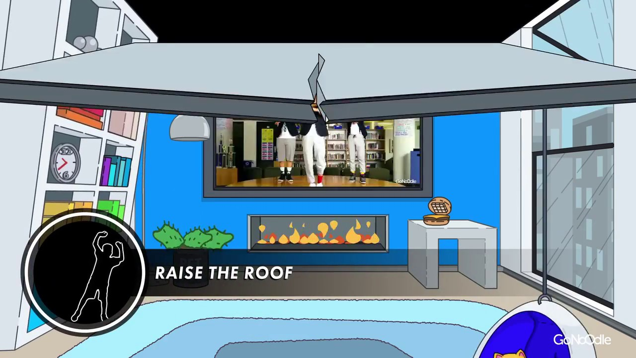 Raise The Roof Youtube